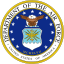 Seal of the US Air Force.svg