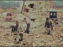 File:Hiroshima Aftermath 1946 USAF Film.ogg