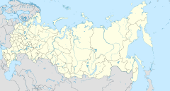 Kapustin Yar is located in Russia